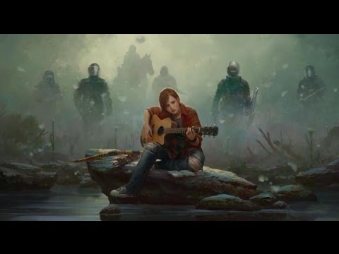 Ellie's Song (Through the Valley - Lyrics) - The Last Of Us Part II