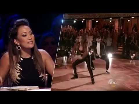 Bethany Mota & Mark Ballas – Hip hop