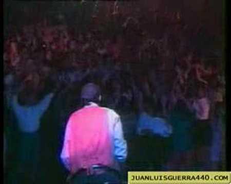 Juan Luis Guerra - Frío Frío (live)