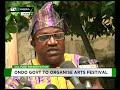 Ondo government to organise Arts festival