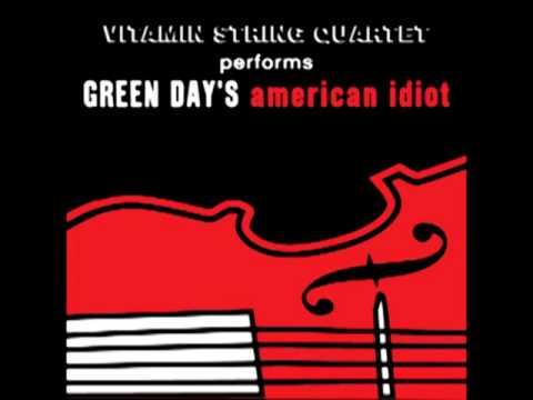 Jesus Of Suburbia - Vitamin String Quartet Peforms Green Day
