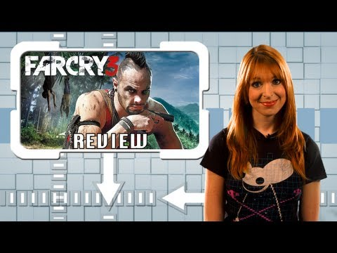 Far Cry 3 Review w/ Lisa Foiles  - The Good. the Bad. & the Rating - TGS