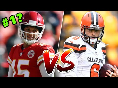 10 EPIC NFL Quarterback Rivalries That Are Set to TAKE OFF