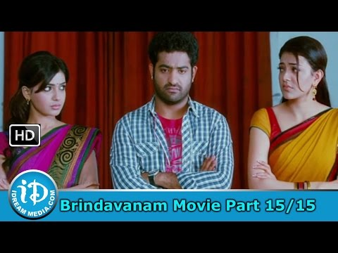 Brindavanam Movie Part 1515 - Jr NTR Samantha Kajal Agarwal