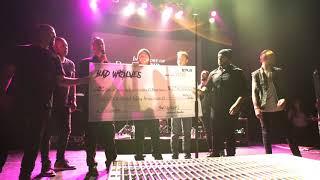 Download Lagu Bad Wolves – Family of Dolores O'Riordan $250k Check Presentation Gratis STAFABAND