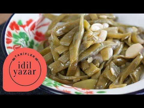 Zeytinyağlı Taze Fasulye Nasıl Yapılır ? - İdil Tatari - Yemek Tarifleri