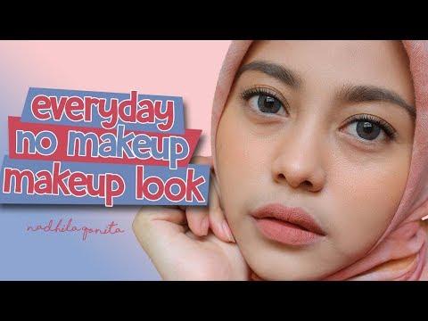No Makeup Makeup Look, Simple Natural Makeup Tutorial
