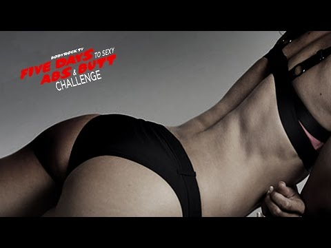 Sexy Butt & Abs | Day 1 Burnout video