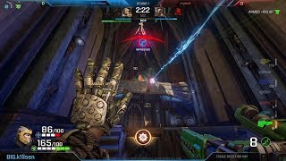 Cypher vs. k1llsen (Final, Quake Open League #8) – Quake Champions