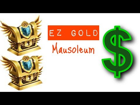 Arcane Legends | How to make ez gold • Mausoleum