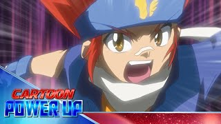 Episode 30 - Beyblade Metal Fusion|FULL EPISODE|CARTOON POWER UP