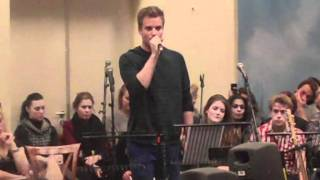 Sitzprobe van de musical Wicked