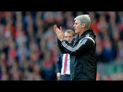 Alan Irvine feels West Bromwich Albion deserved something from 2-1 defeat at Liverpool