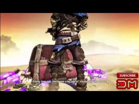Borderlands 2  How to Start up Captain Scarlett and her Pirate's Booty DLC