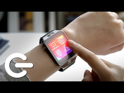 Samsung Galaxy Gear 2 Review - The Gadget Show