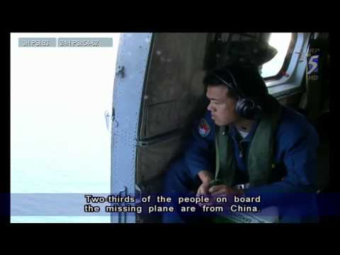 Malaysia rejects jet 'debris' images, 4 hour flight report - 13Mar2014