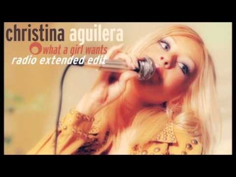 Christina Aguilera - What a Girl Wants (video And Radio Versions)