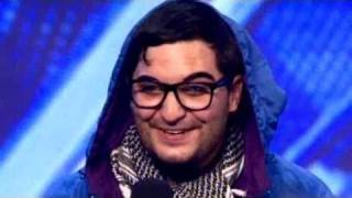 The X-Factor 2010 Bada Badoo Xtra Factor Auditions 4 HD
