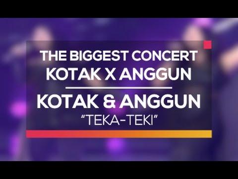 Kotak dan Anggun - Teka-Teki (The Biggest Concert Kotak X Anggun)