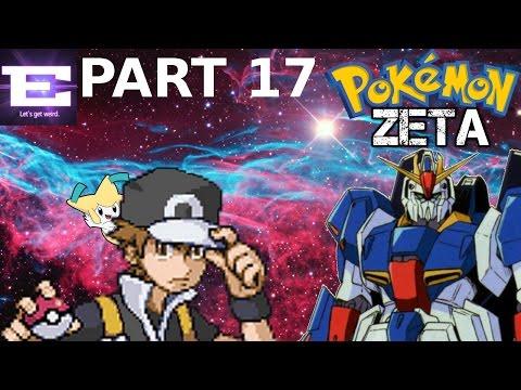 Pokemon Zeta Playthrough Part 17 - Psychic Tower