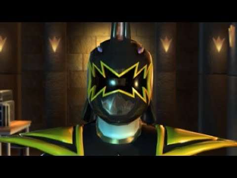 First 30 Minutes: Power Rangers Dino Thunder [PS2/GC]