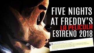 Noticia: ¡Five Nights at Freddy