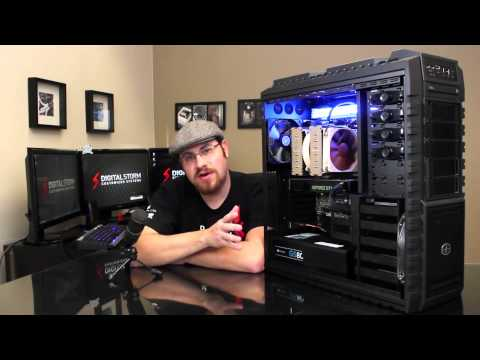 Digital Storm Dreadnought Gaming PC Product Overview