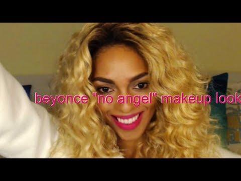 Beyonce no Angel Makeup Look