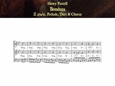 Пёрселл Генри - Sing, sing, ye Druids