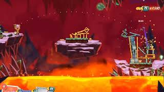 Angry Birds 2 Hal BuzzSaw move excerpt 21 seconds