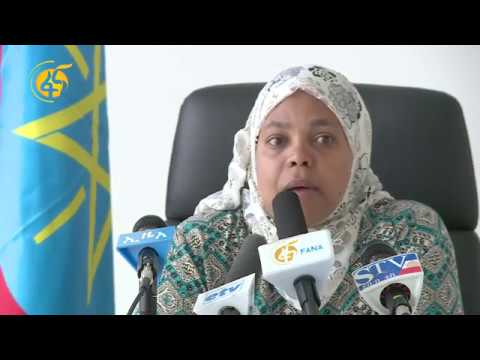 Press Statement From Minister Of Peace Mrs Muferiat Kamil