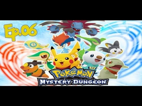 Pokemon Mystery Dungeon - I Portali sull'Infinito GAMEPLAY WALKTROUGH ITA - EPISODIO #06