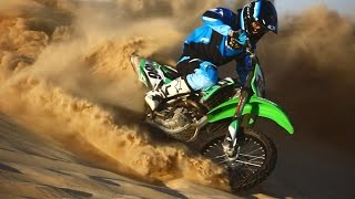 IN TIME: 2012 One Industries Photo Shoot At Ocotillo