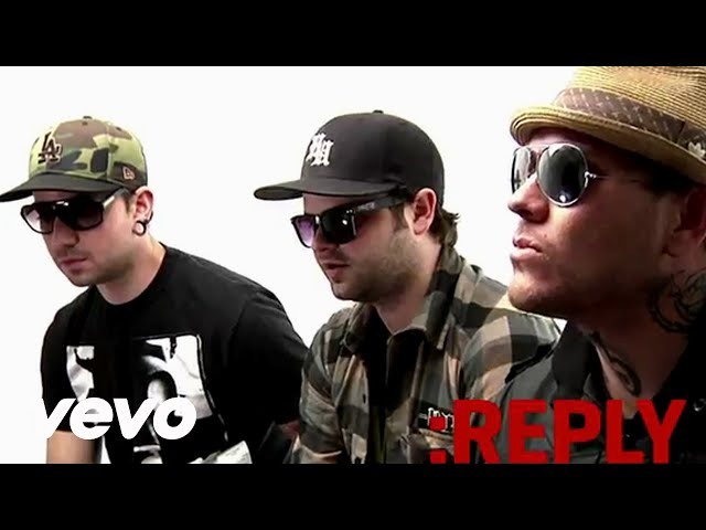 Hollywood Undead - ASK:REPLY