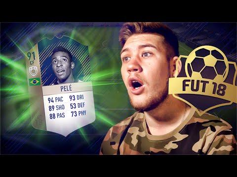 ЭТООо ПЕЛЕЕЕее!  / PELE IN FIFA 18