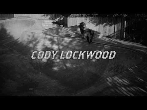 CODY LOCKWOOD : THUNDER TRUCKS
