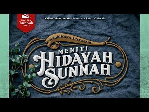 Tabligh Akbar: Meniti Hidayah Sunnah | Ustadz Dr. Musyaffa ad-Dariny, MA.