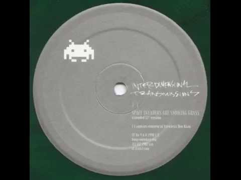 "I-f - Space Invaders Are Smoking Grass (Extended 12"" Version)"