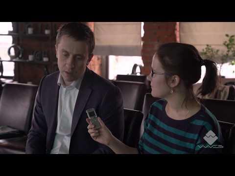 Alexander Ivanov, talking to media