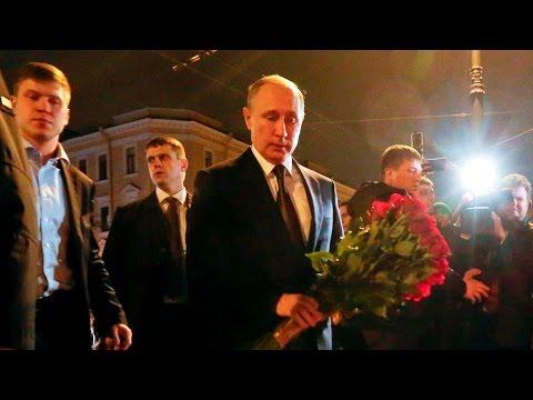 Путину задали вопрос о теракте — вот его ответ
