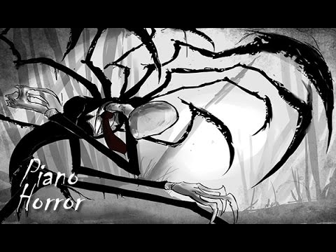 2 Hours of Dark Music Box & Lullaby Themes by Piano Horror