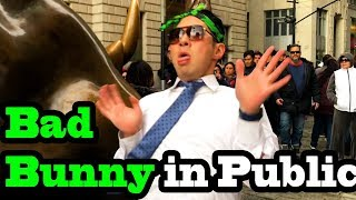 Download Lagu SINGING IN PUBLIC - BAD BUNNY Gratis STAFABAND