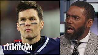Randy Moss, Rex Ryan plead for the Patriots to get Tom Brady more help | NFL Countdown