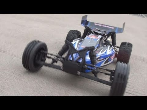 RedCat Twister XB 2WD Buggy Promo