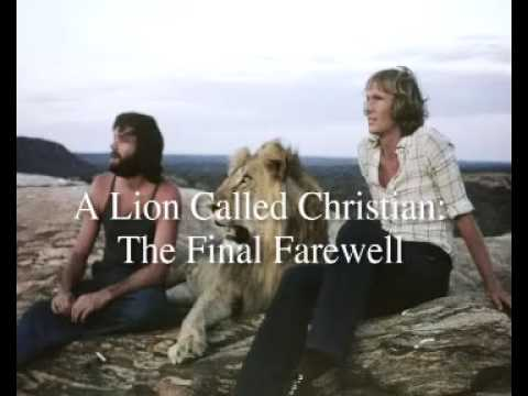 A Lion Called Christian: The Final Farewell