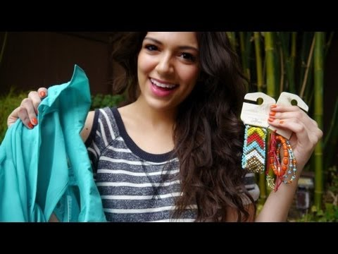 Spring Fashion Haul! H&M, Pac Sun, & more!