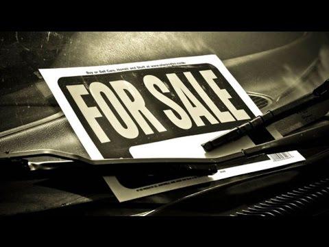 Как правильно подать объявление о продаже автомобиля