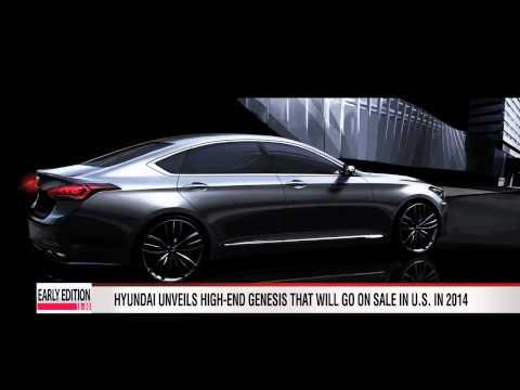 Hyundai Motor taps new Genesis to lift U.S. sales