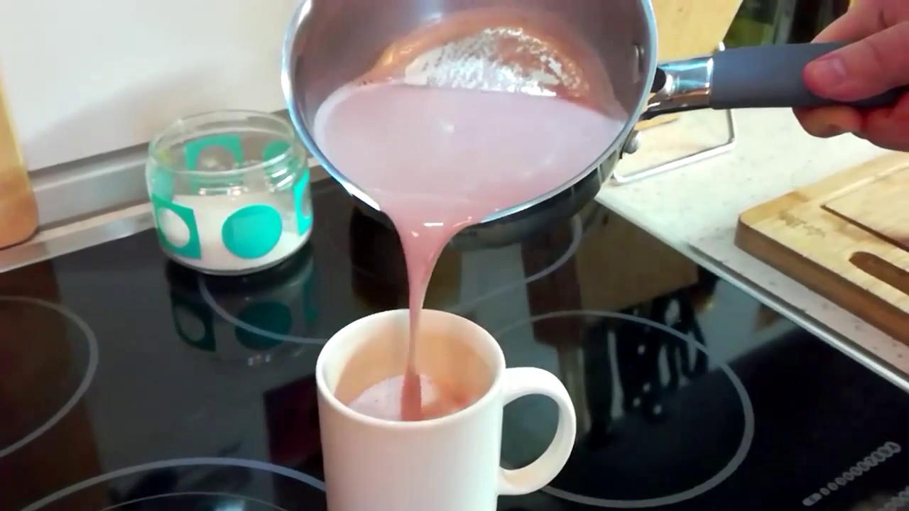 Как сварить какао с молоком