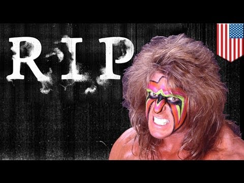 The Ultimate Warrior, WWE wrestling legend dead at 54